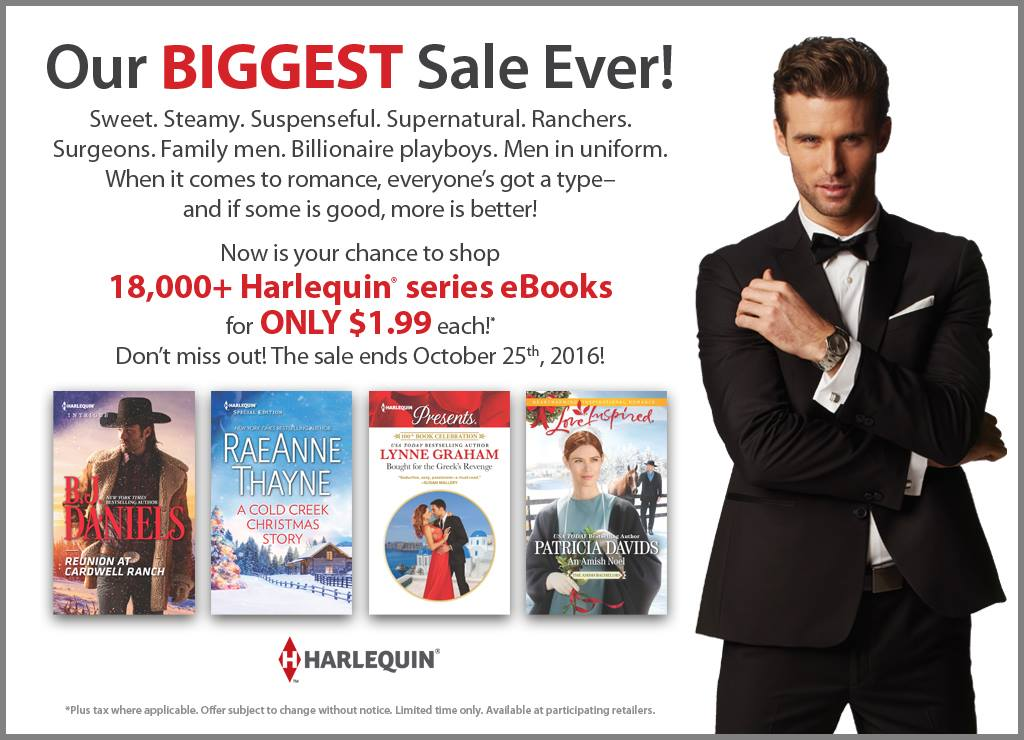 Super deals for readers in the US