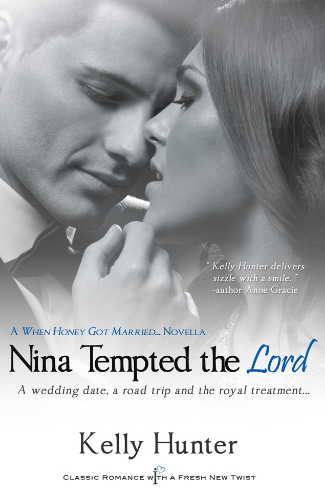 Nina Tempted the Lord by Kelly Hunter