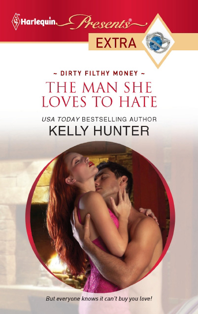The Man She Loves to Hate by Kelly Hunter