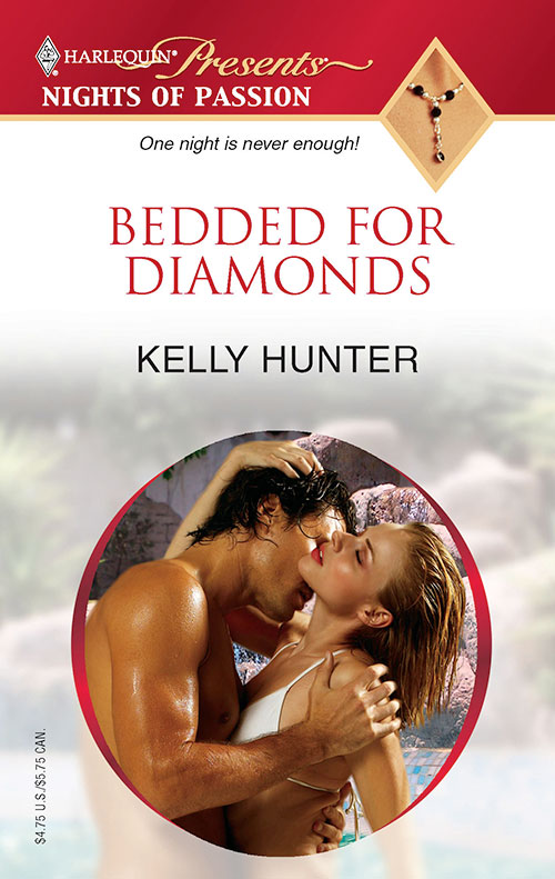 Bedded for Diamonds by Kelly Hunter