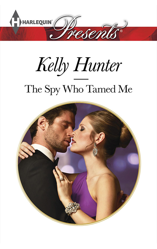 The Spy Who Tamed Me by Kelly Hunter